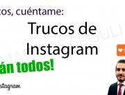 Trucos Instagram