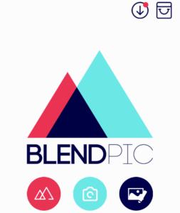 BlenPic - Fotos dobles