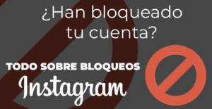Bloqueos en Instagram