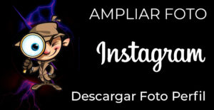 Foto perfil Instagram