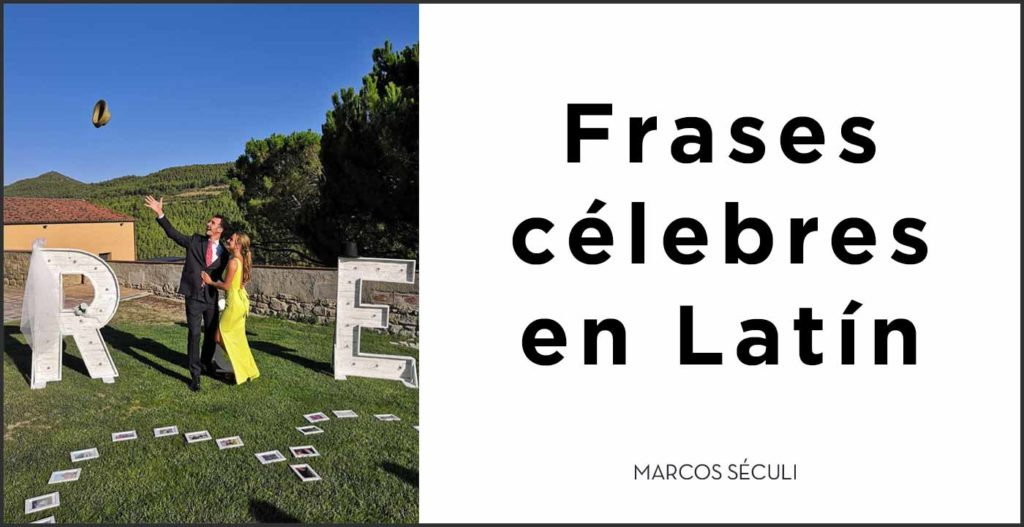 Frases Célebres en Latín