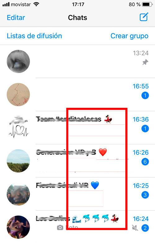 Grupos whatsapp emoticonos