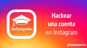Hack cuenta Instagram