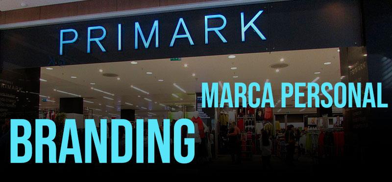 Branding Primark