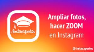 Ampliar foto Instagram