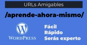 urls amigables wordpress